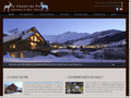 Le Chalet du Pré : Location appartements Valmorel
